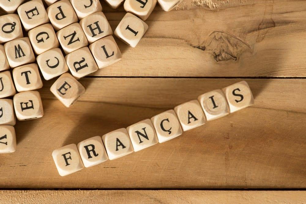 الحروف الفرنسية تعلم قواعد الفرنسية