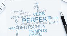 شرح الماضي التام Das Perfekt فى اللغة الالمانية بسهولة