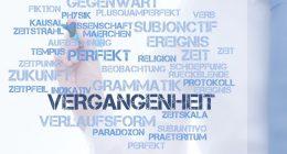 شرح زمن الماضي البسيط Präteritum فى اللغة الالمانية وجمل ألمانية فى الماضى