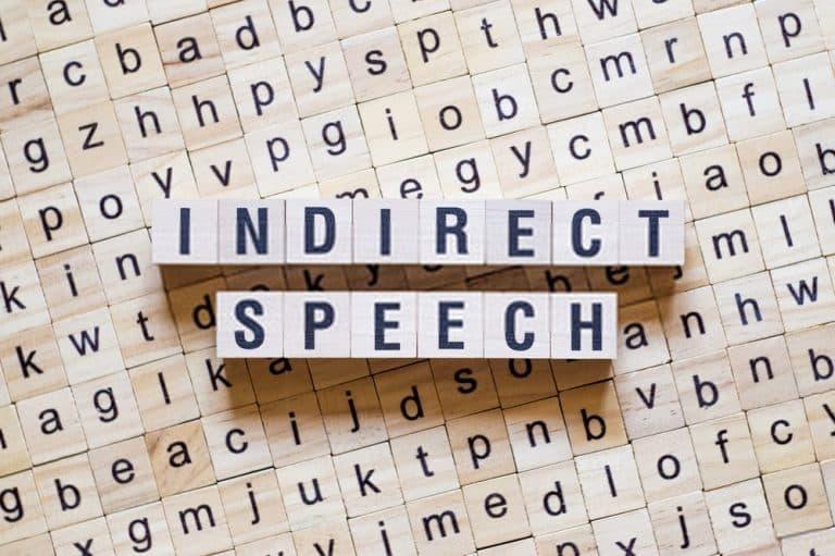 شرح قاعدة الكلام المباشر والغير مباشر Direct and Indirect Speech فى الإنجليزية