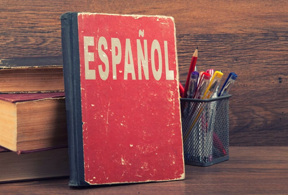 قواعد اللغة الاسبانية